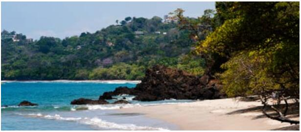 COSTA RICA AS A TOURIST COUNTRY