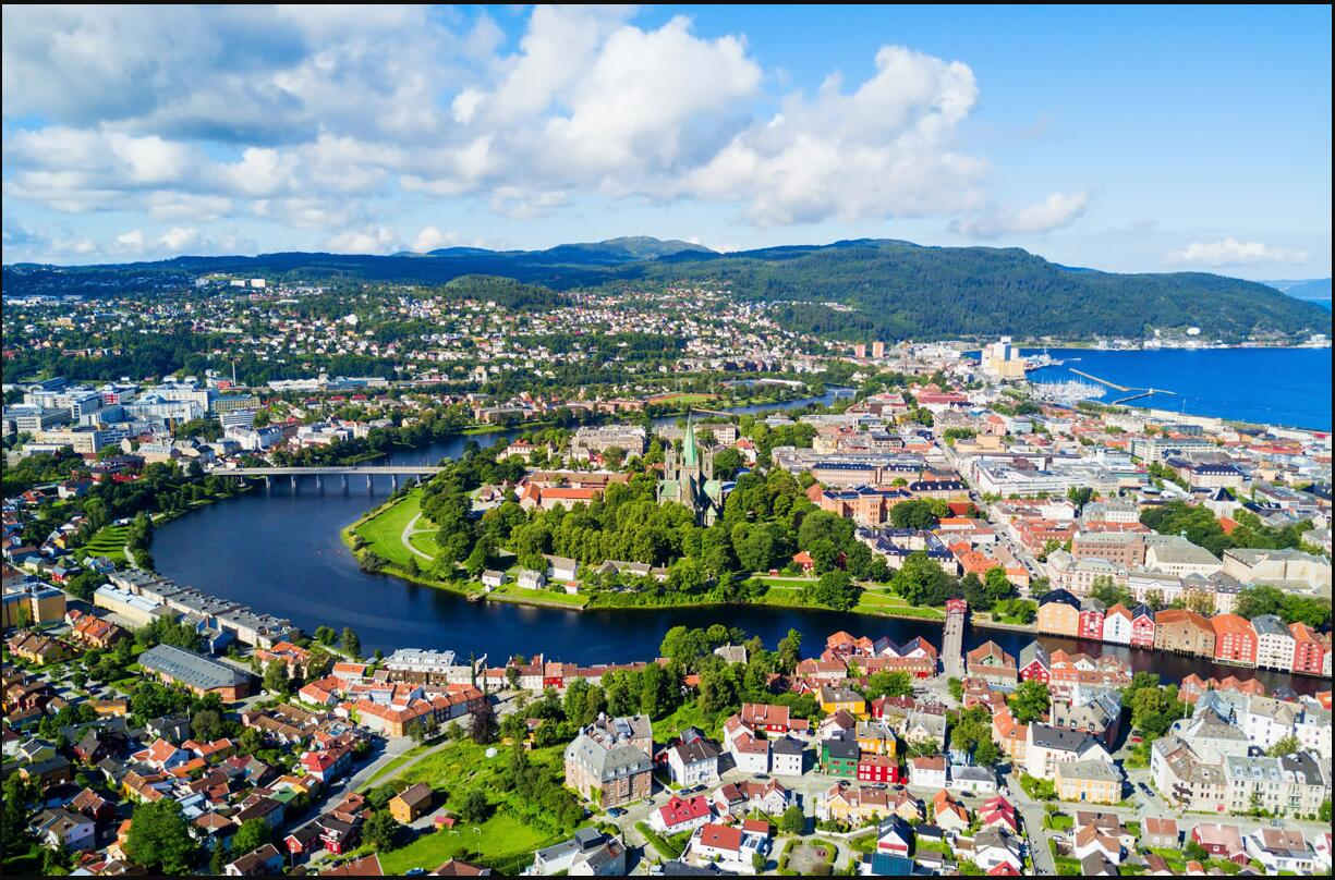 Norway – Home to Magnificent Mountains