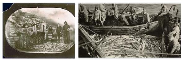 Norwegian Fishing History Part I